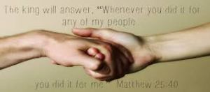 Matt 25 40