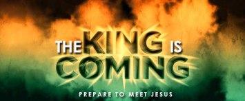 Bildergebnis für the king jesus is coming images