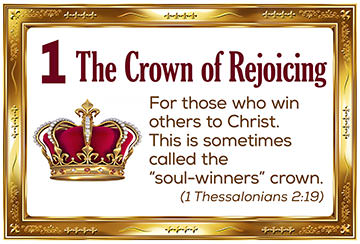crown of rejoicing