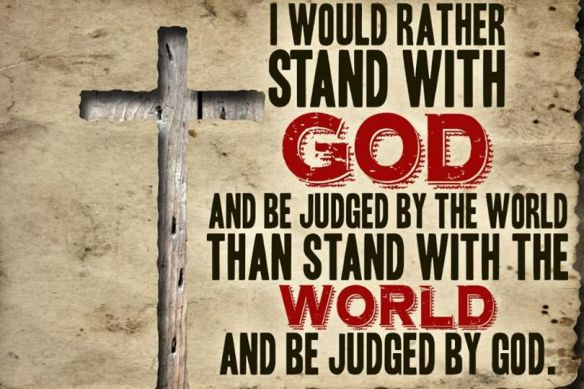 stand with God