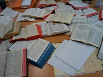 Many Bibles