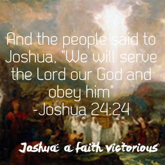 Joshua 24 15c