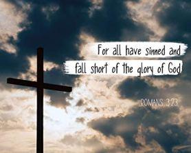 Romans 3 23