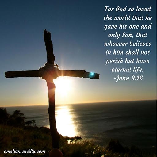 John 3 16d