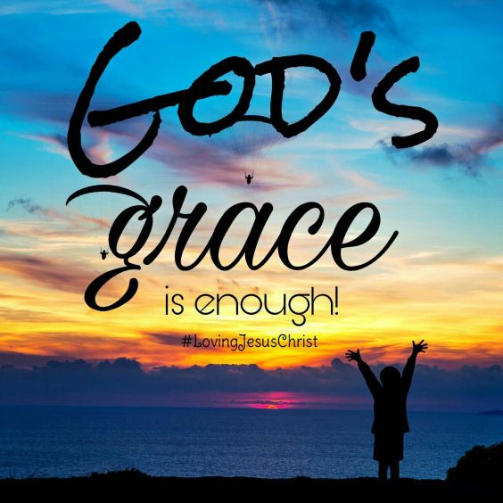 Gods grace