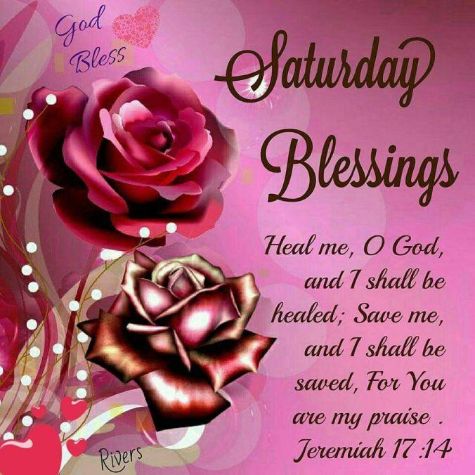 Heal my O God