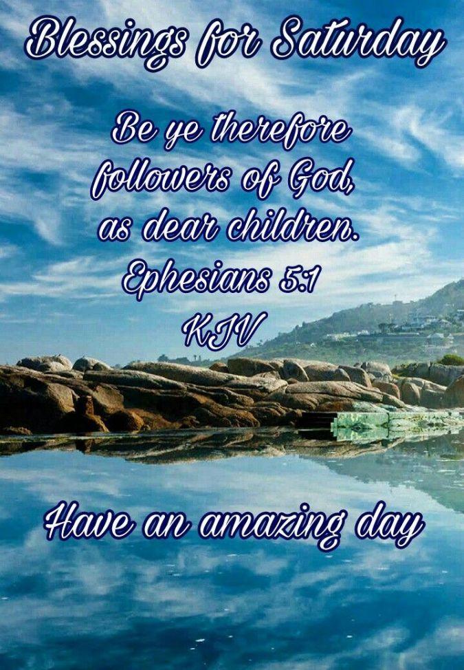 Be followers