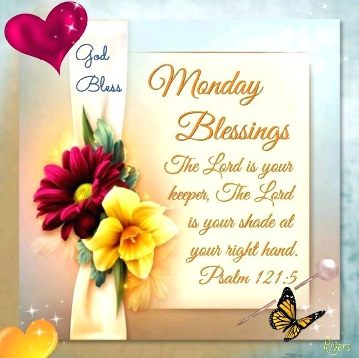 Monday Blessings! | Smile, God Loves You!